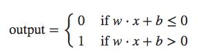 Fórmula Perceptron